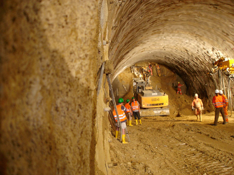 Armando Iachini: Learn More about The Construction of Tunnels