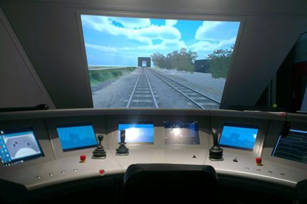 Driving Cab Simulator