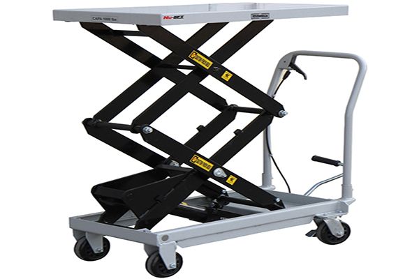 Scissors Type Lifting Trolley