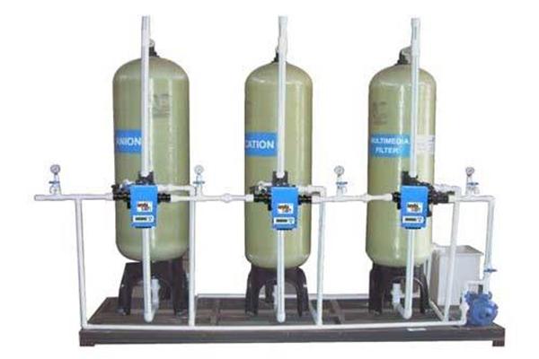 Water De‐mineralizing Plant (Distillation plant)