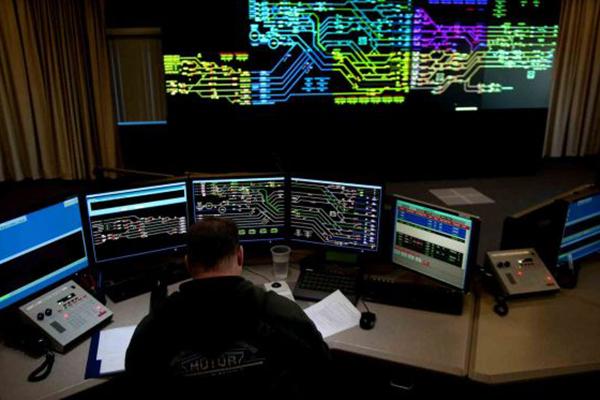 depot control centre