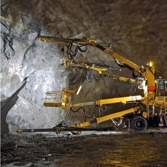 Rock Blasting Equipment : Drill and blast method
